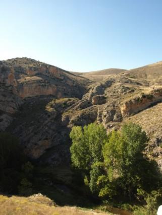 Entorno de Albarracín