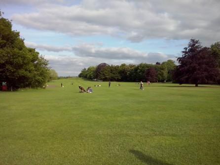 Jardines de Kilkenny Castle