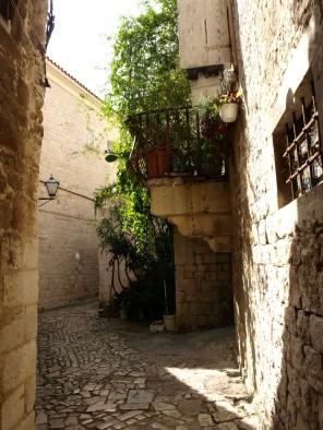 Callejuelas de Trogir