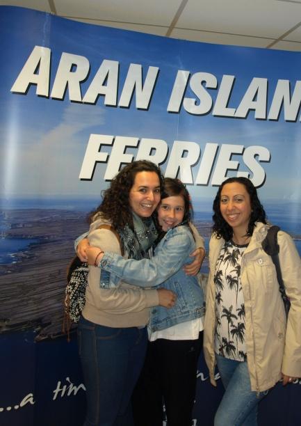 Oficinas de Aran Island Ferries en Galway