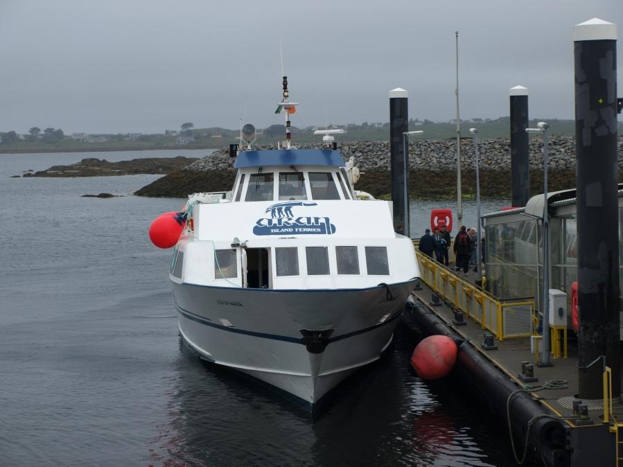 Barcode Aran Island Ferries