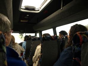 Mini-bus turístico