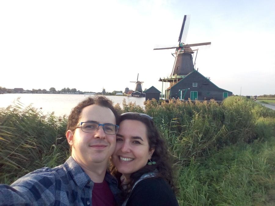 Preciosa Holanda!
