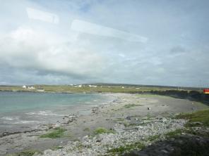 Playa en Inishmore