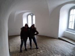 Interior de la Torre Circular
