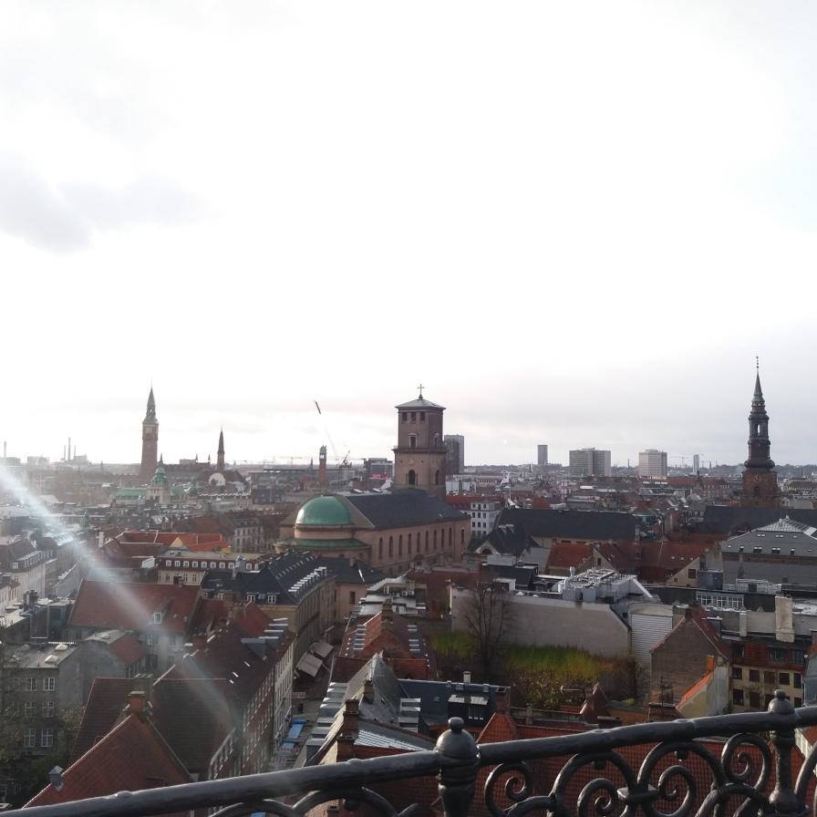 Vistas desde la Torre Circular