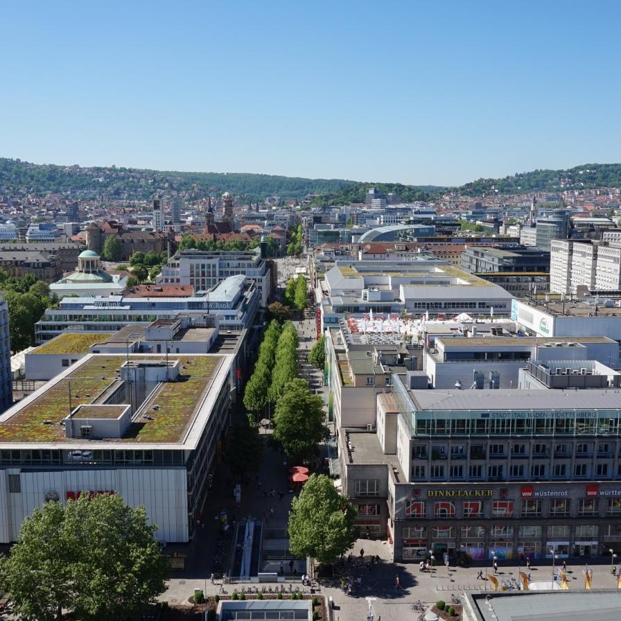 Stuttgart!