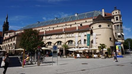 Mercado de Stuttgart
