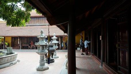 Pagoda Tran Quoc