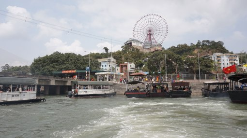 Puerto Turístico de Ha Long
