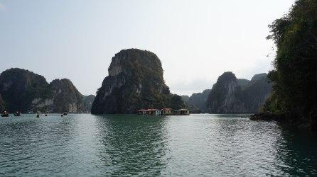 Pueblo de pescadores Vung Vieng