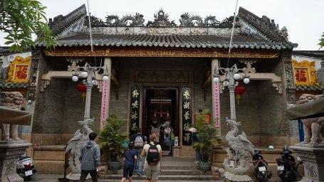 Sala de Asambleas Phuoc Kien (Templo de Fujian)