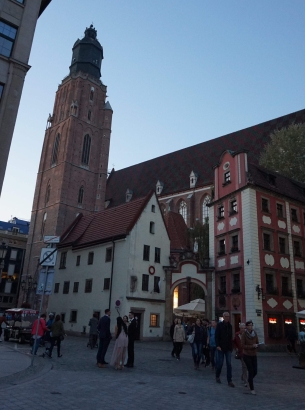 Edificios Hansel y Gretel