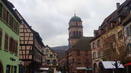 Iglesia de Kaysersberg
