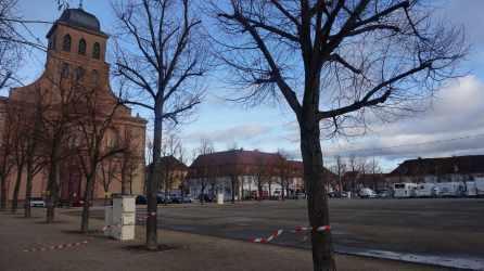 Plaza de Armas General De Gaulle