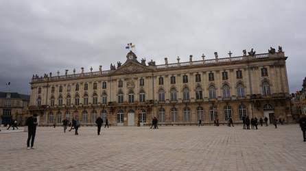 Place Stanislas Hotel de Ville